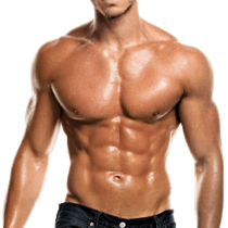 Male Fitness Surgery Model Image