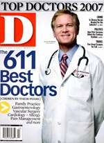 D Magazine Top Doctors 2007