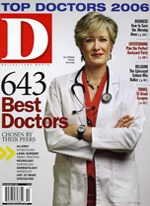 D Magazine Top Doctors 2006
