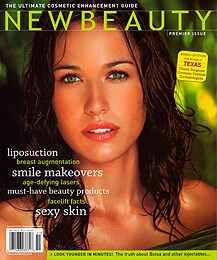 New Beauty Magazine Spring 2005