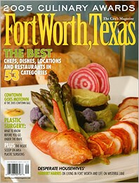 Fort Worth Magazine 2005